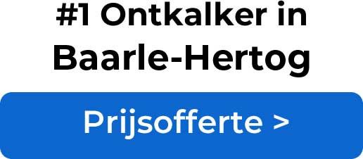 Ontkalkers in Baarle-Hertog
