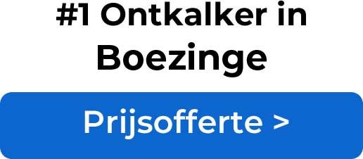 Ontkalkers in Boezinge