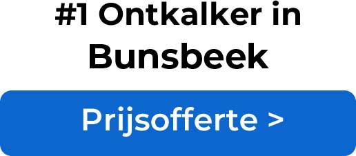 Ontkalkers in Bunsbeek