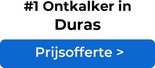Ontkalkers in Duras