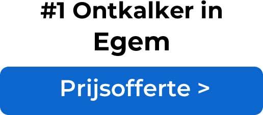 Ontkalkers in Egem