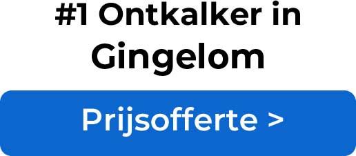 Ontkalkers in Gingelom