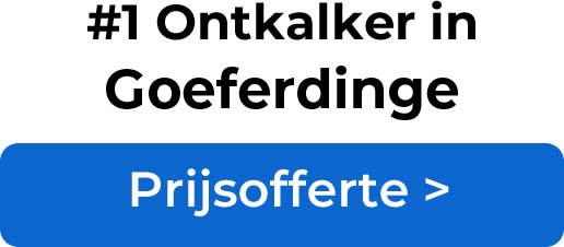 Ontkalkers in Goeferdinge