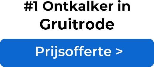 Ontkalkers in Gruitrode