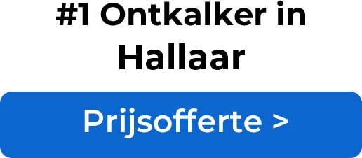 Ontkalkers in Hallaar