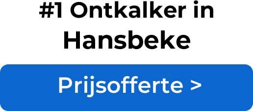 Ontkalkers in Hansbeke