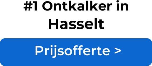 Ontkalkers in Hasselt