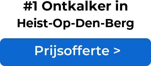 Ontkalkers in Heist-Op-Den-Berg