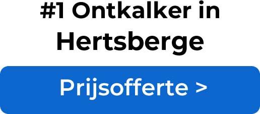 Ontkalkers in Hertsberge