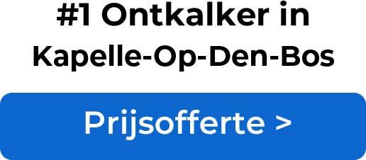 Ontkalkers in Kapelle-Op-Den-Bos