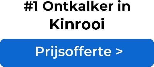 Ontkalkers in Kinrooi
