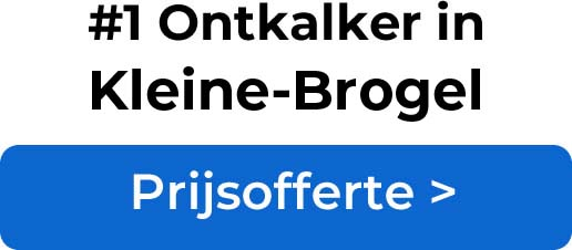 Ontkalkers in Kleine-Brogel