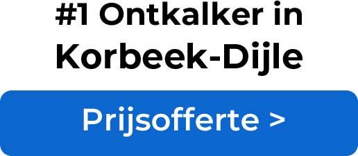 Ontkalkers in Korbeek-Dijle