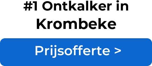 Ontkalkers in Krombeke