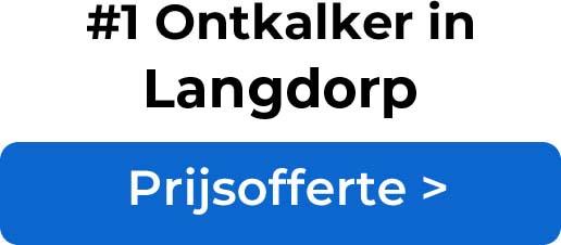 Ontkalkers in Langdorp
