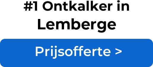Ontkalkers in Lemberge