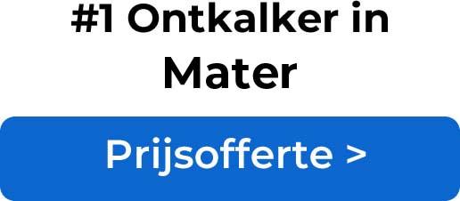 Ontkalkers in Mater