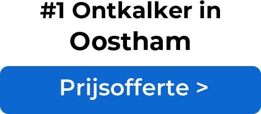 Ontkalkers in Oostham