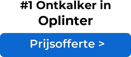 Ontkalkers in Oplinter