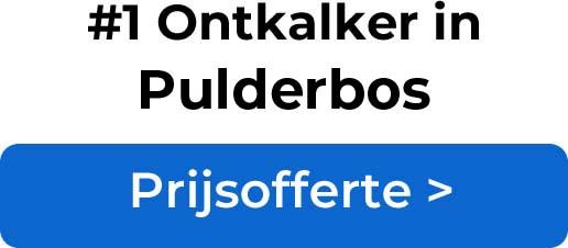 Ontkalkers in Pulderbos
