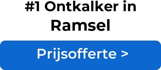 Ontkalkers in Ramsel
