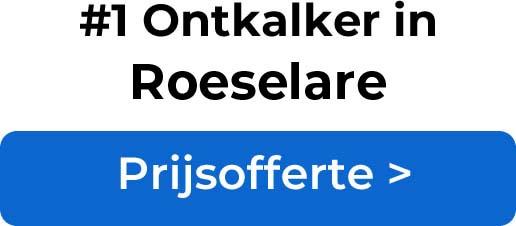 Ontkalkers in Roeselare