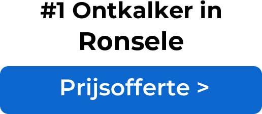 Ontkalkers in Ronsele