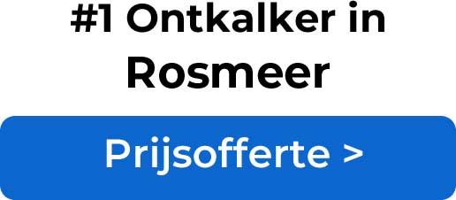 Ontkalkers in Rosmeer