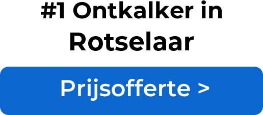 Ontkalkers in Rotselaar