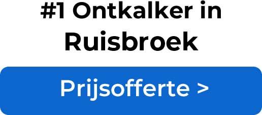 Ontkalkers in Ruisbroek