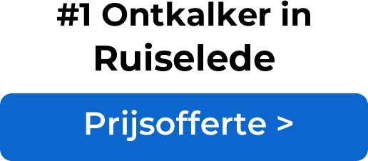 Ontkalkers in Ruiselede