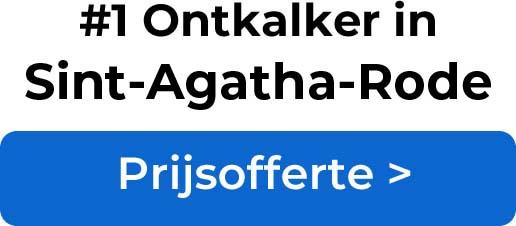 Ontkalkers in Sint-Agatha-Rode