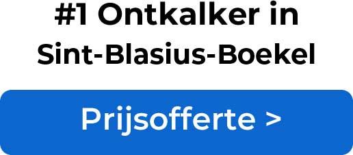 Ontkalkers in Sint-Blasius-Boekel