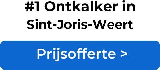 Ontkalkers in Sint-Joris-Weert