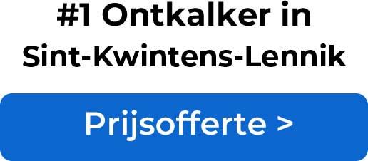Ontkalkers in Sint-Kwintens-Lennik
