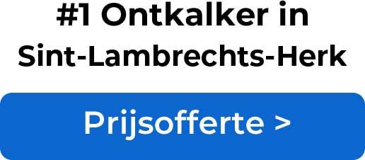 Ontkalkers in Sint-Lambrechts-Herk