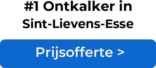 Ontkalkers in Sint-Lievens-Esse