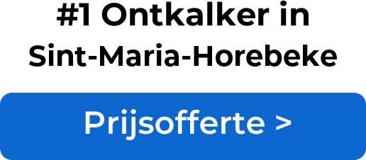 Ontkalkers in Sint-Maria-Horebeke