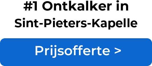 Ontkalkers in Sint-Pieters-Kapelle