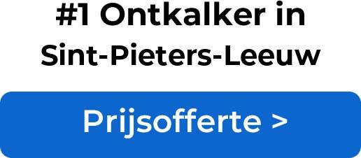 Ontkalkers in Sint-Pieters-Leeuw