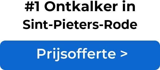 Ontkalkers in Sint-Pieters-Rode