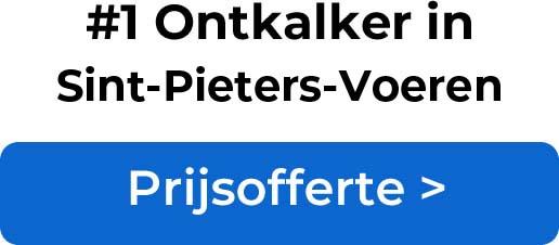 Ontkalkers in Sint-Pieters-Voeren