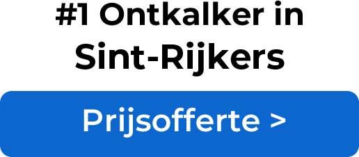 Ontkalkers in Sint-Rijkers