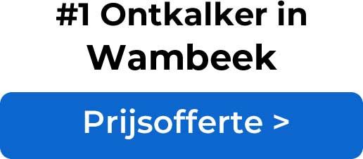 Ontkalkers in Wambeek