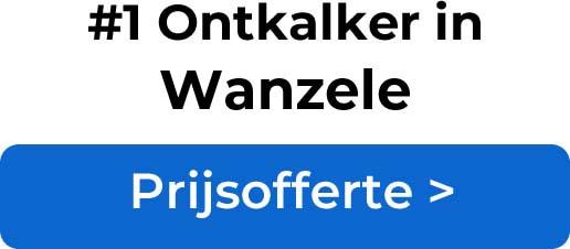 Ontkalkers in Wanzele