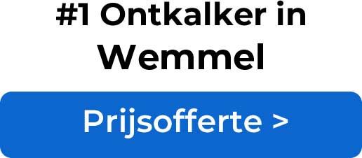 Ontkalkers in Wemmel