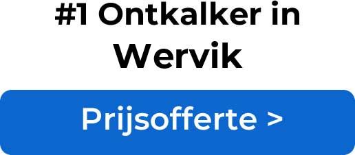 Ontkalkers in Wervik