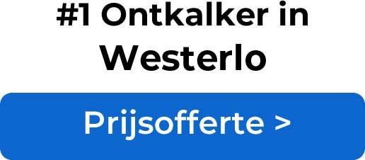Ontkalkers in Westerlo