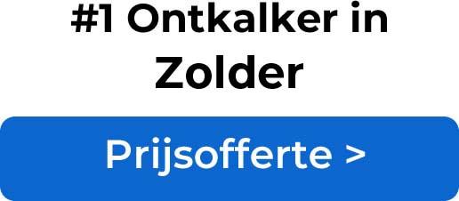 Ontkalkers in Zolder