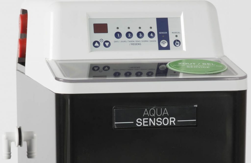 Waterverzachter van AquaSensor
